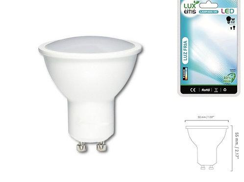 Dicroica LED SMD GU10 120º