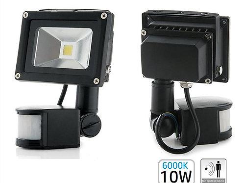 Foco Proyector LED  Sensor Movimiento