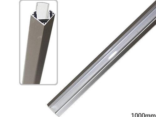 Perfil esquinero aluminio