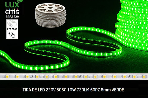 Tira led SMD5050 10w/m