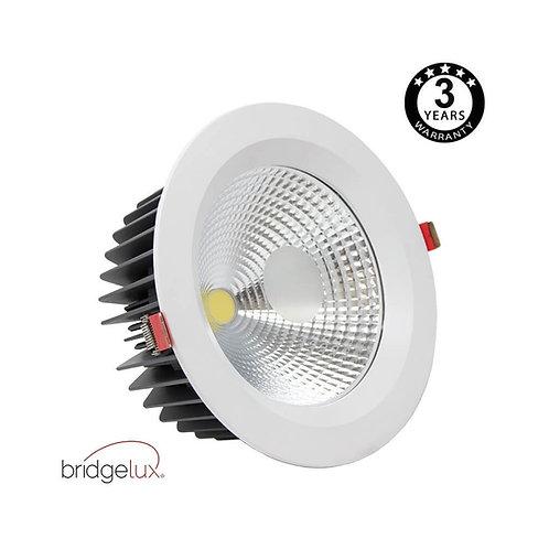 Downlight LED Empotrable Bridgelux 60W 100º