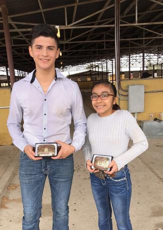Adolfo Gonzalez & Klarissa Salazar