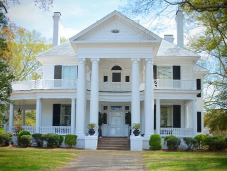 Stunning Bissette-Cooley House in Nashville, NC