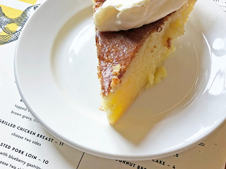 Slice of Pie: Buttermilk Pie