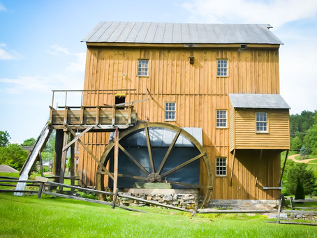 Stone-Ground Goodness Since 1750 at Wade's Mill in Virginia