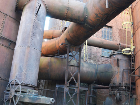 Sloss Furnaces and The Magic City