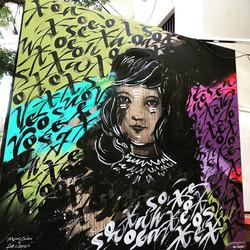 Mural Las Urbinas 30