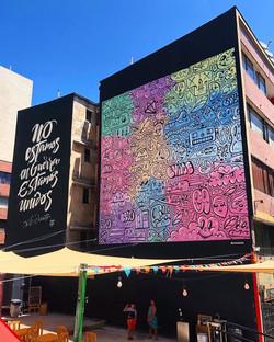 Murales Stgo Centro