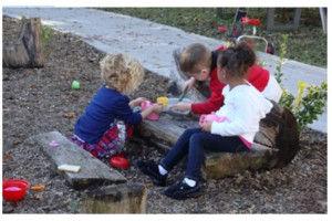 De la ninos los con beneficios naturaleza a conectar