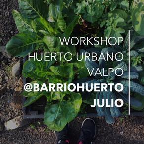 Workshop Valpo Huerto Urbano