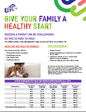 Give your family health start flyer - th