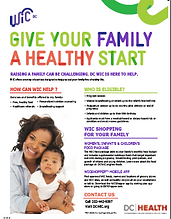 Give your family health start poster - t