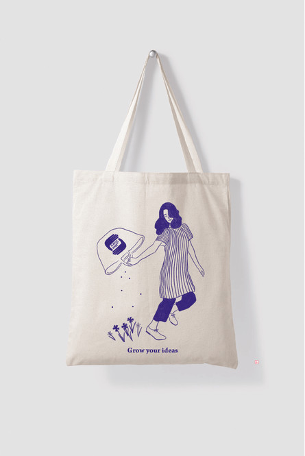 Tote Bag Idea Friends