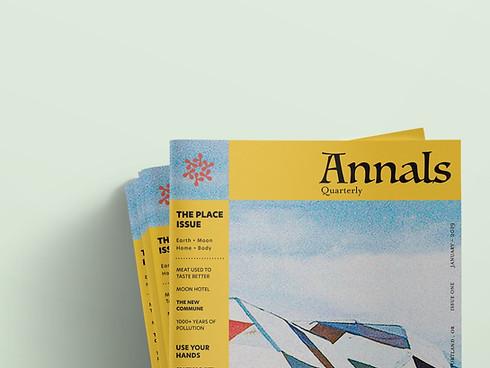 Annals Quarterly