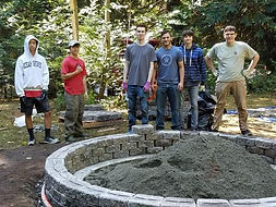Eagle Scout Project 2017    Fire Pit.jpg