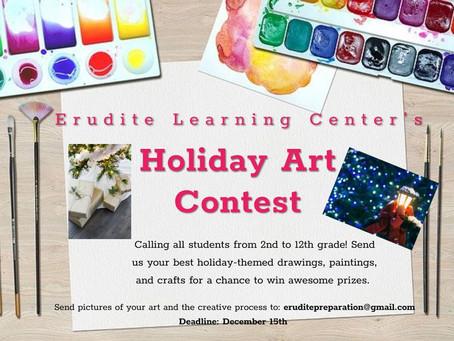 Holiday Art Contest