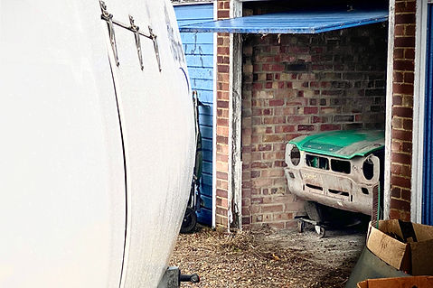 ford escort mark 1 rs2000 garage barn find