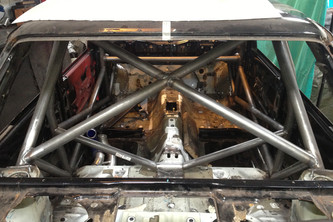 Roll cage building