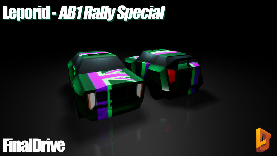 Leporid AB1 Rally Special