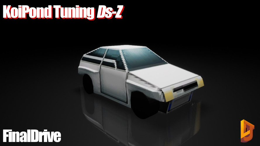 KoiPond Tuning Ds-Z