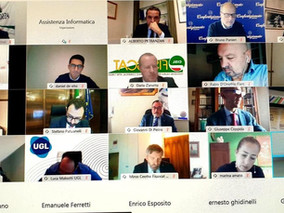 Assopam ha incontrato il Ministro On Stefano Patuanelli, incisivo l'intervento del Presidente Tafuro