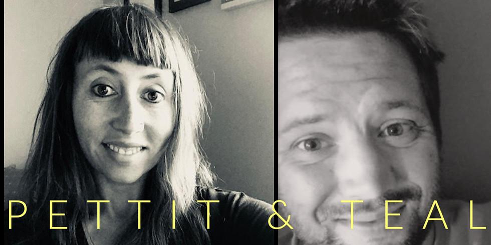 Emily Pettit & Jason Teal