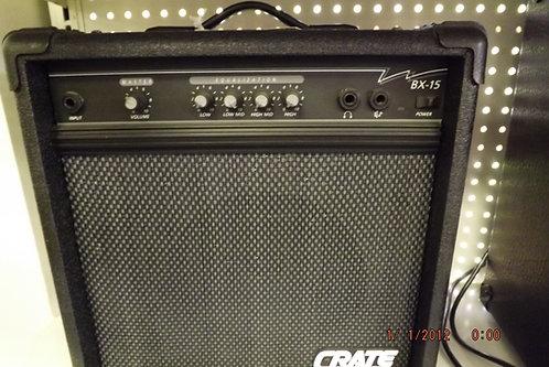 Crate guitar amp