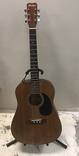 Used Hohner Acoustic Guitar