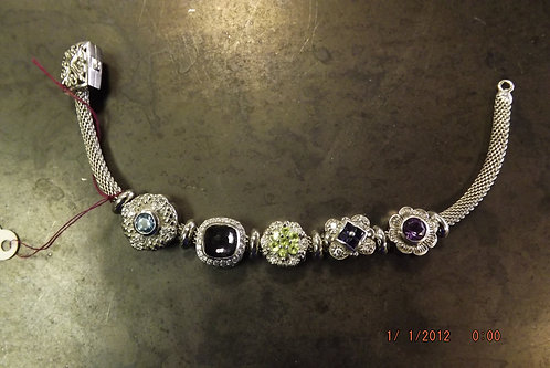 Almost New G K Slide Bracelet