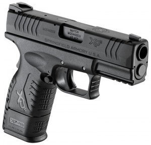 NEW SPRINGFIELD ARMORY XD(M)® 3.8″ COMPACT .45ACP