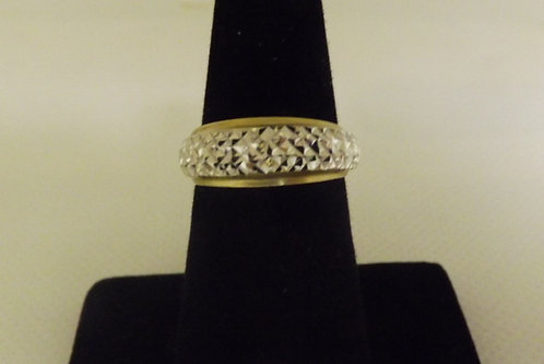 14K Ring Size 7 (Used)