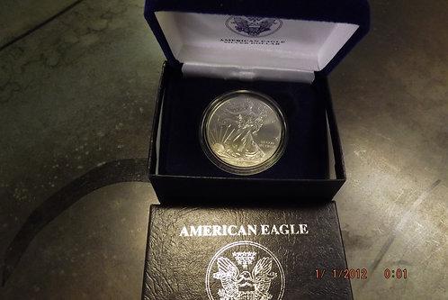2014 American Eagle Silver Dollar