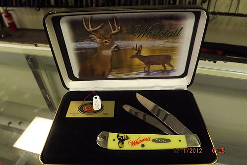 Case Whitetail Deer Trapper Knife