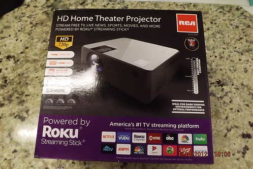 RCA hd home theater projector