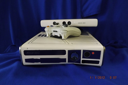 xbox 360 limited edition kinect star wars
