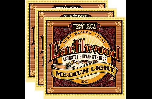 Earthwood Acoustic Guitar Strings