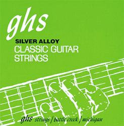 GHS B4S Silver Alloy Ball End Classical 4th-D Guitar String