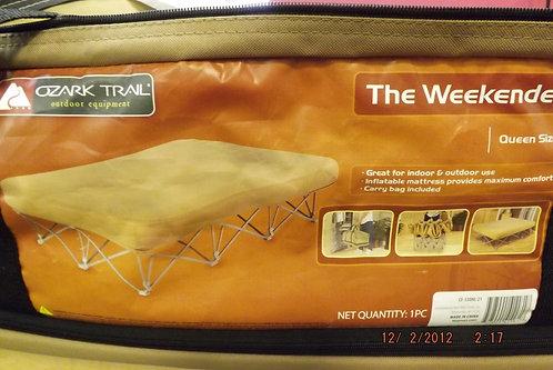 Ozark trails queen size portable mattress