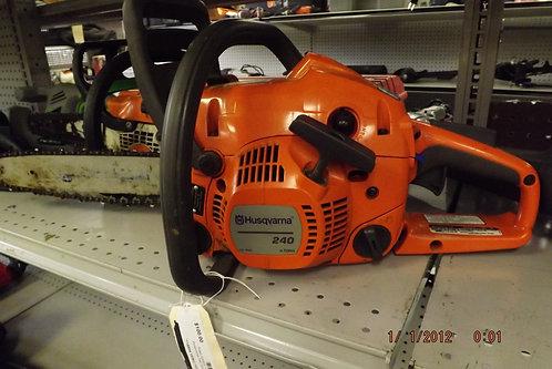 Husqvarna 240 chainsaw