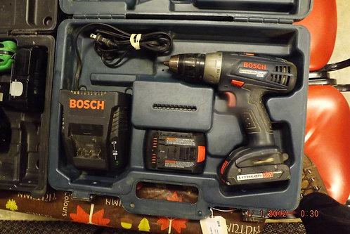 Bosch 18 volt cordless drill