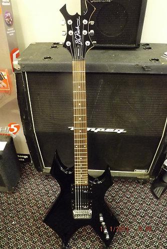 B.C. Rich electric guitar