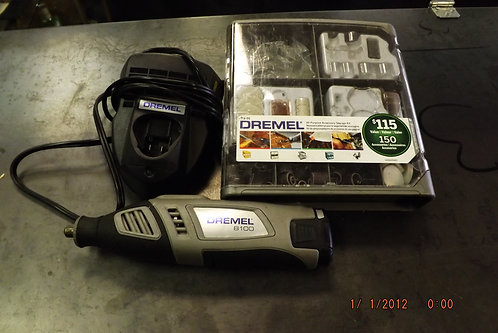 dremel with accessories