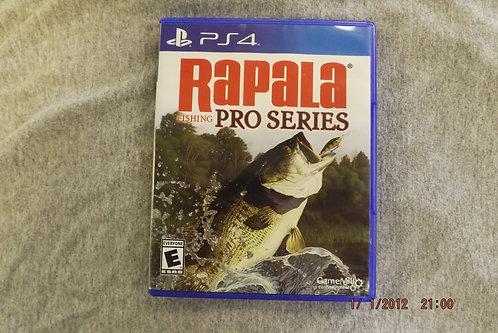 Rapala fishing pro series PS4 game