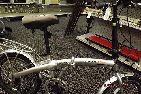 Amoais folding bike