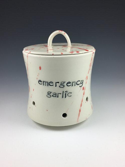 Emergency garlic