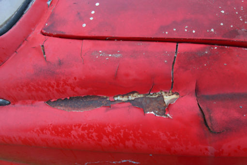 Car Paint Imperfections and Their Solutions   #1 Classic Car