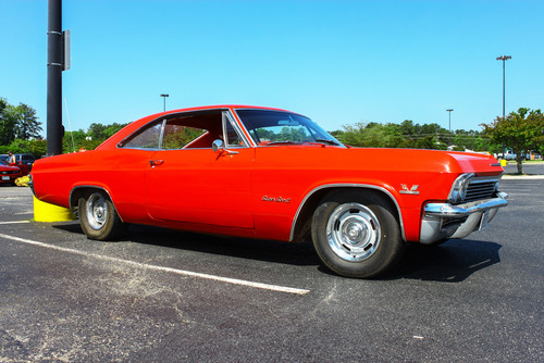 Chevrolet Impala: One of the All-Time Muscle Car Greats