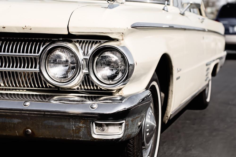 classic car - 1965 impala air kit