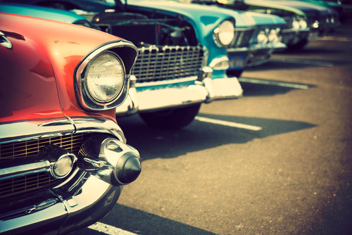 Should You Store Your Classic Car Indoors or Outdoors?