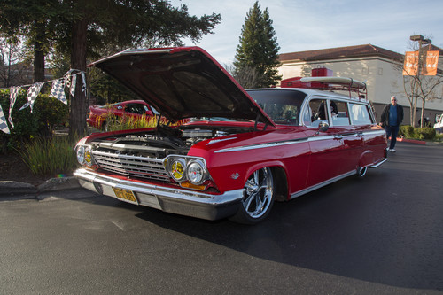 65 Impala Air Ride Install